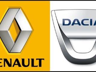 разборка Dacia
