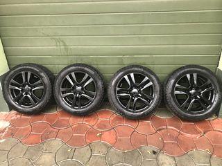 Pirelli SottoZero 215/55/R16 + диски Rial;