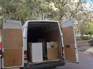 Transportare marfuri, hamali, evacuare gunoi, relocari