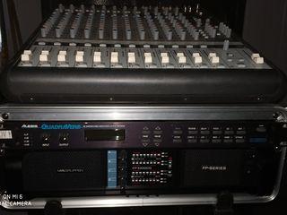 Se vinde LabGruppen FP10000Q (clone)...Mackie Onix 1620...Reverb Alesis...