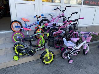 "Biciclete crosser copii otel 12'' 14"" 16"" 20"" magazin motoplus"