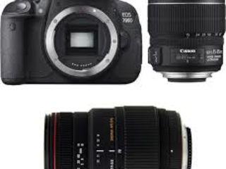 Продам Canon EOS 700D + объектив Canon EF-S 15-85 mm f/3.5-5.6 IS USM