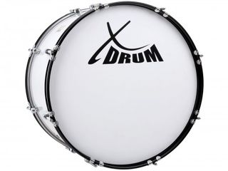 "Toba mare XDrum MBD-220 Marching Drum 20"" x 12"""