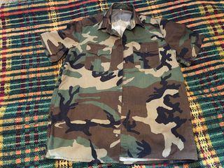 Продам военную рубашку