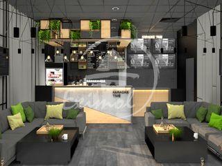 Дизайн интерьера ресторана, бара, кафе. Качественная работа. Полная реализация проекта!