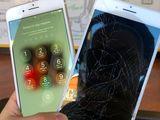 Schimbarea ecranului la iPhone