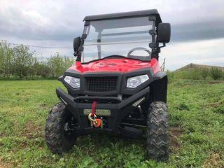 Tractoras UTV / ATV