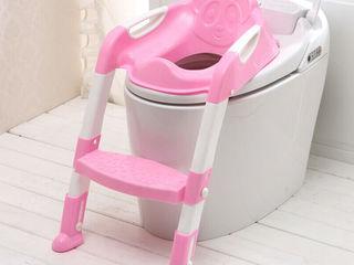 Детское кресло для обучения унитазу. Новое! Бесплатная доставка! Смотрите видео!