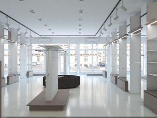 Дизайн интерьера магазина(коммерческих помещений)