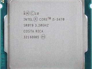Intel Core i5 2500, 3350, 3470, 3570, 4460, 4570