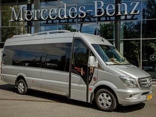Mercedes Sprintere Delfine 12,15,17,19,20,21,23,24 locuri ! Vip Lux, la comanda , orice directie !