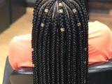 плетение волос, каниколон
