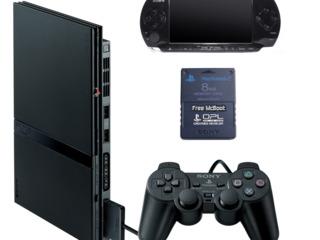 Прошивка / Modarea - PS2, PSP. Memory Card PS2 modata cu FMCB.