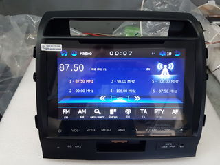 Toyota Land Cruiser 200. DVD, GPS. Мультимедиа.