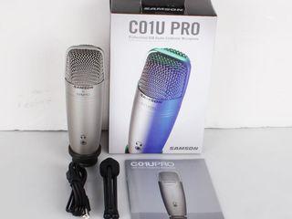 Samson C01U PRO | Microfon USB