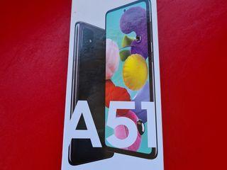 Samsung Galaxy A51 Black Duos