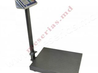 Cîntar comercial Crystal 150 kg 6v Cap de metal