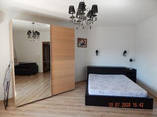 Apartament 1 odaie, 50 mp, et. 5, str. Lev Tolstoi, Hyper Market Nr 1! Euroreparație & Mobilată!