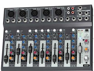 Mixer Audio Behringer Xenyx 1002B