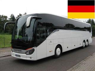Transport pasageri Germania Moldova din toate orasele zilnic !!! Pina la locul de trai!!!