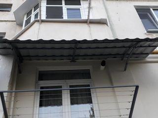 Termoizolare! instalam carcaze la balcon si intizator de rufe!!! reparam acoperisu la balcon!