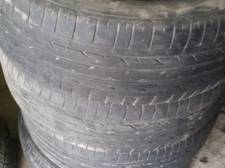 Bridgestone Dueler 225/55 R18, protectorul 75% Set 4 roti
