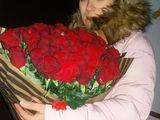 розы и другие цветы в ассортименте от