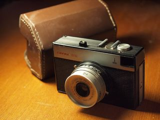 Куплю старые фотоаппараты.