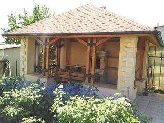 Дом с мебелью, техникой, сауной и беседкой с мангалом!!! Скиносы. 79500 евро