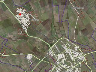 Teren pentru constructii r-ul Riscani, sat. Corlateni, str. M. Eminescu 68 ! Urgent!
