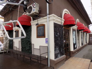 Vinzare bussines restaurant ZEN Centru, S-150mp