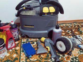 Сдаю в прокат моющий пылисос