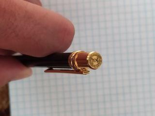 Фирменная ручка Must - Cartier для коллекционеров. Оригинал!