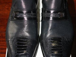 Туфли Moreschi, натуральная кожа