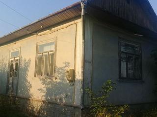 Se vinde urgent casa .sarai in satu Gribova 10 km dila drochiea