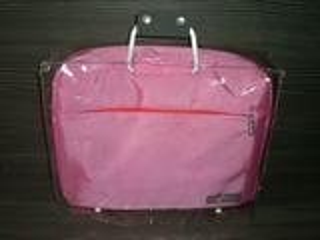 Сумка розовая для ноутбука до 14.1 дюйма, новая