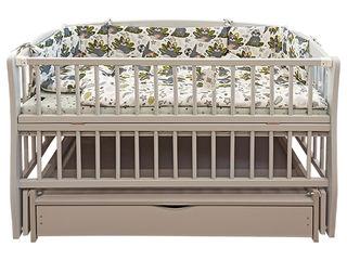 Pătucuri pentru copii și bebeluși - cele mai confortabile și frumoase pătucuri pentru copilul Dvs