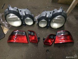 Optica W203 si W210 ,w140 , w220 Avem tot. Ford Mondeo , Audi A4, A6 , Toyota avensis T25