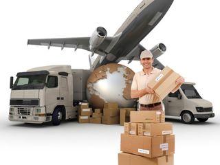 Transportarea mărfurilor, prin oraș și după