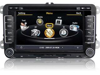 Штатные магнитолы EasyGo на все виды авто GPS/USB/SD/DVD