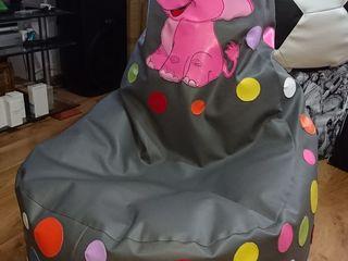 Кресло мешок, bean bag, бин бэг, sac moale, fotoliu