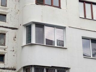 Ремонт балконов! расширение балконы 143 серия! кладка газобл.