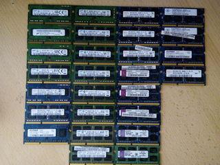 Vind RAM 4GB DDR3 pentru notebook ( diferite modele )