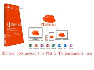 Office 365, OneDrive 5T doar cu 250Lei