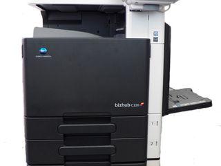 REAL PRINT SRL . BizHub C220/C280/C360 - цветной лазерный МФУ – аренда/продажа!