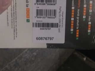 Vind numar orange 060876797