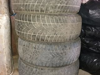 4 xDunlop SP Winter Sport 4D 205/55 R16  . toate 4 1200