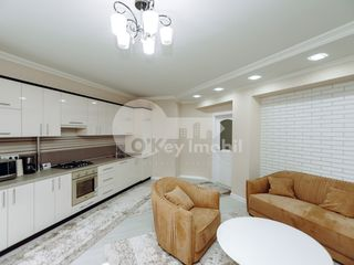Apartament 3 camere, 110 mp, Botanica 600€