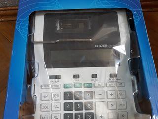 Calculator Citizen / calculator Citizen CDC-382 / calculator cu banda  Citizen CX 121 / Assistant