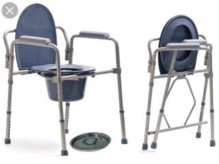 Складной стул-туалет и ведро-туалет,судно,коляски,ходунки,.scaun wc,caldare wc,100% original